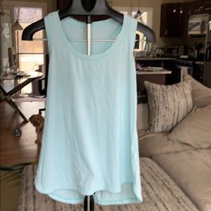 Calia by Carrie underwood Light blue tank